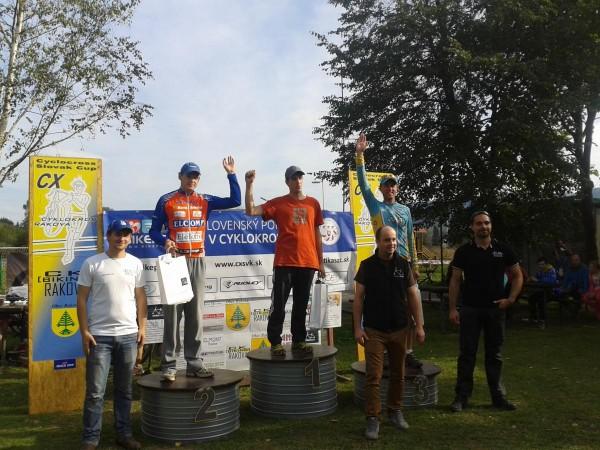 Cyklokros Raková 2015